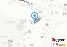 Компания «Юнна мебель-ателье» на карте