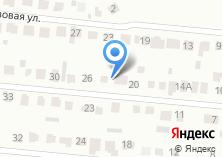 Компания «Строящийся коттеджный поселок по ул. Вишнёвая» на карте