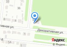 Компания «Сибирские технологии» на карте