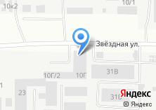 Компания «СТР» на карте