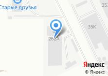 Компания «САЛОН-ПАРИКМАХЕРСКАЯ ТАИС» на карте