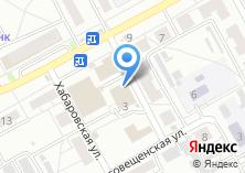 Компания «Красная пресня» на карте