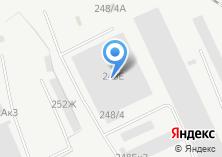 Компания «УЗОР» на карте