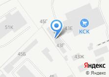 Компания «Алтайморепродукт» на карте