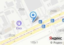 Компания «АлтайДомСтрой» на карте