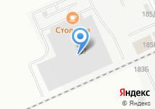Компания «Металлорежущий инструмент и оборудование» на карте