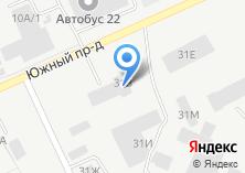 Компания «Пожарная часть №5 Индустриального района» на карте
