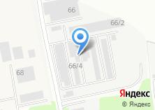 Компания «Алтеза» на карте