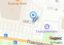 Компания «Uz-Daewoo» на карте