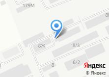Компания «Центр кирпича» на карте