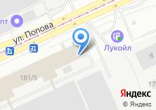 Компания «Авто-Макс» на карте