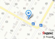 Компания «Мясной рай» на карте