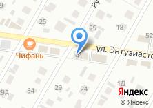 Компания «Строительная Компания Лабурцов» на карте