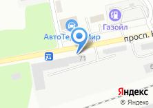 Компания «ДТА-сервис» на карте