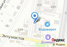 Компания «Ветеринарная клиника доктора Ельниковой» на карте