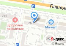 Компания «Квартал 2008» на карте