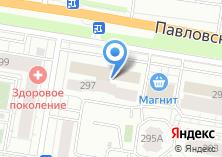 Компания «Стройгаз» на карте