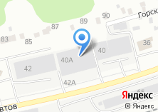 Компания «Подзонт» на карте