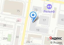 Компания «МотоЛидер» на карте