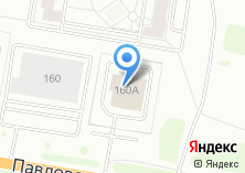 Компания «Лексус-Барнаул» на карте