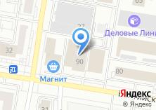 Компания «Двери Сибири» на карте