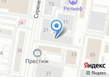 Компания «AUTOРЕГИОН22» на карте