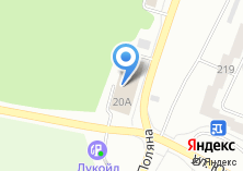Компания «КВ-Сервис» на карте