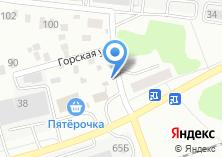 Компания «Горячая выпечка» на карте