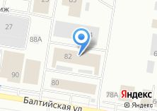 Компания «*сервис 12 вольт*» на карте