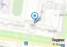 Компания «Юридический кабинет Бавыкиной Ю.Б» на карте