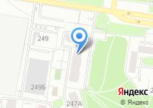 Компания «Воздушный карнавал» на карте