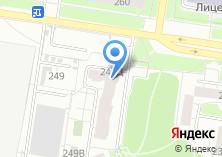 Компания «D&D» на карте