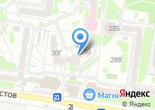 Компания «УХТЫ-ПУХТЫ» на карте