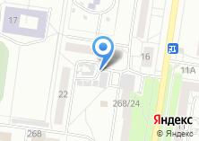 Компания «ЖЭУ №21» на карте
