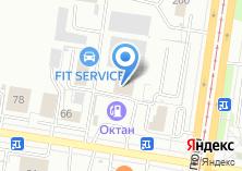 Компания «АвтоЛин» на карте