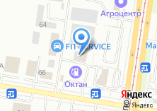 Компания «Сервис 12 вольт» на карте