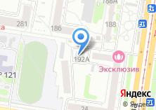 Компания «АвтоШПОВ» на карте