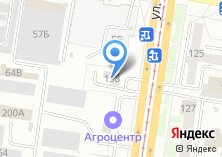 Компания «ЭКСПОСТРОЙ» на карте