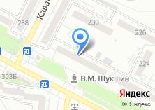 Компания «МагазинОК» на карте