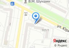 Компания «Городская детская библиотека №22» на карте