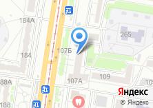 Компания «Просперити» на карте