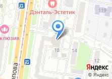 Компания «Алтай-системс» на карте