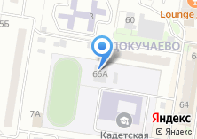 Компания «ДЮШ №7 Спартак» на карте