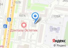 Компания «Теплое течение» на карте
