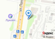 Компания «Релком» на карте