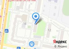 Компания «Левкой» на карте