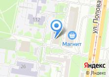 Компания «Шпров» на карте