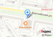 Компания «Актив-Алтай» на карте