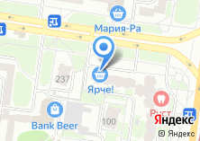 Компания «Жасмин» на карте