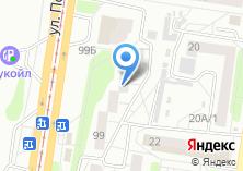 Компания «АлтайСтройКонтинент» на карте